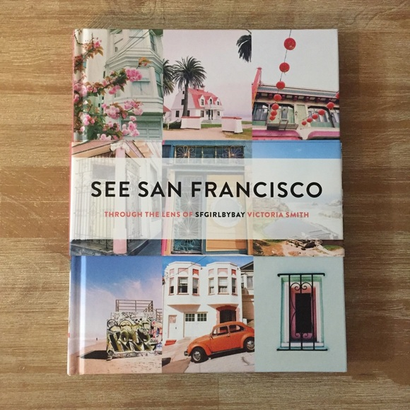 Chronicle Books. See San Francisco. Victoria Smith